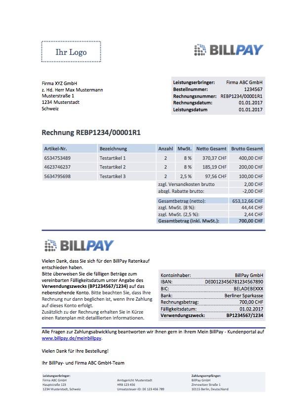 billpay rechnung peppershop billpay downloads billpay. Black Bedroom Furniture Sets. Home Design Ideas